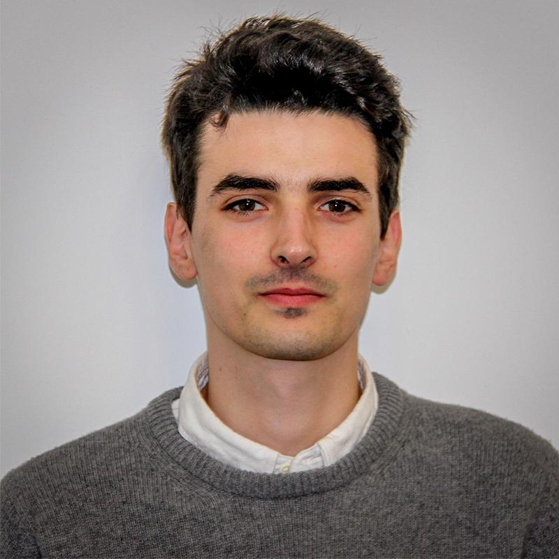 Hugo Ingénieur Projet